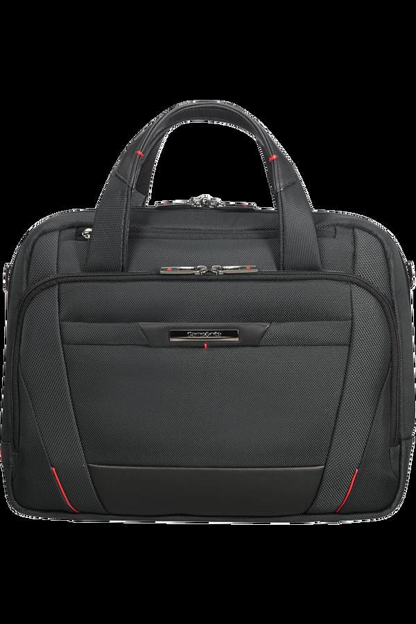 Samsonite Pro-Dlx 5 Laptop Bailhandle  35.8cm/14.1inch Noir