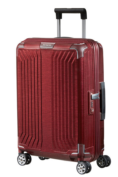 Lite-Box Spinner (4 roulettes) 55cm Deep Red