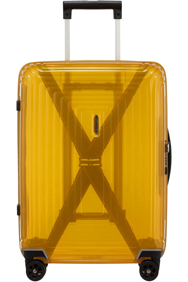 Samsonite Neopulse Lifestyle Spinner Ltd 55cm  Transparent Yellow