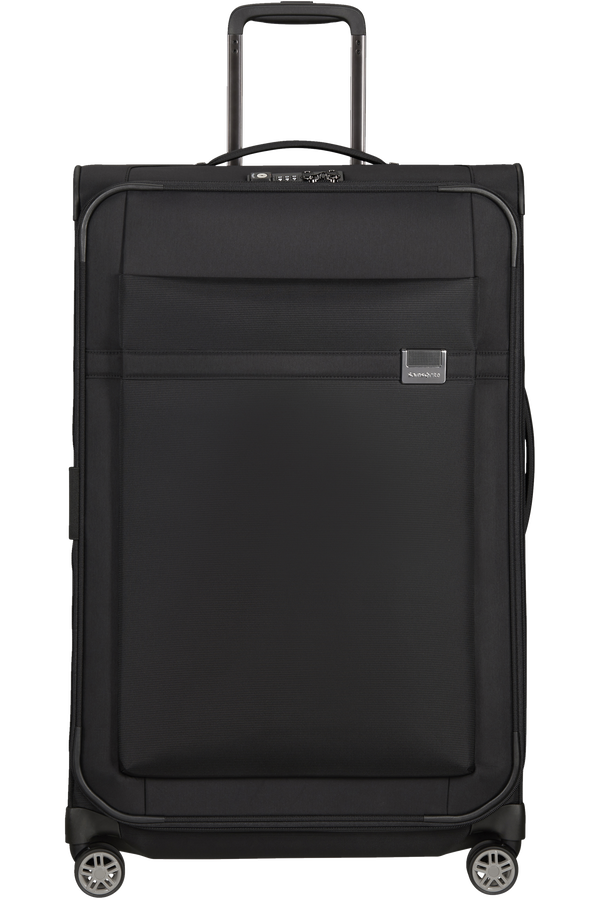Samsonite Airea Spinner Expandable 78cm  Noir