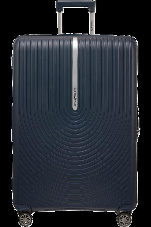 Samsonite Hi-Fi Spinner Expandable 75cm  Bleu foncé