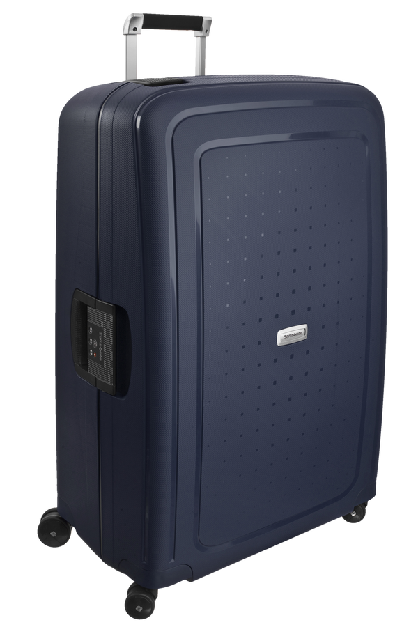 Samsonite S'Cure DLX Spinner 81cm Midnight Blue