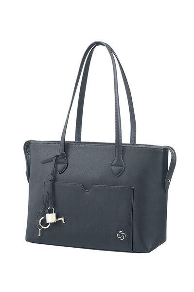 Miss Journey Sac shopping Denim Grey