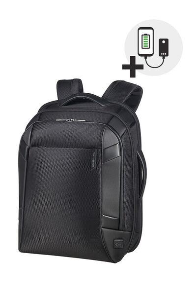 X-Rise Laptop Backpack + Batterie externe incluse M