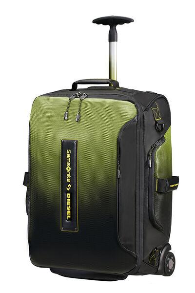 Paradiver X Diesel Sac de voyage à roulettes/Sac à dos 55cm