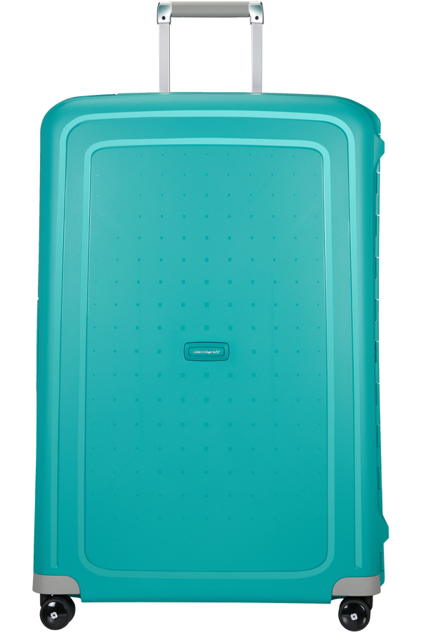 Samsonite S'Cure Spinner 81cm Aqua Blue