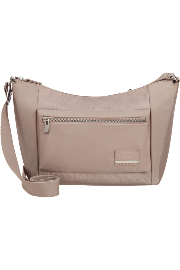 Samsonite Openroad Chic Shoulder Bag + 2 Pkts M  Rose