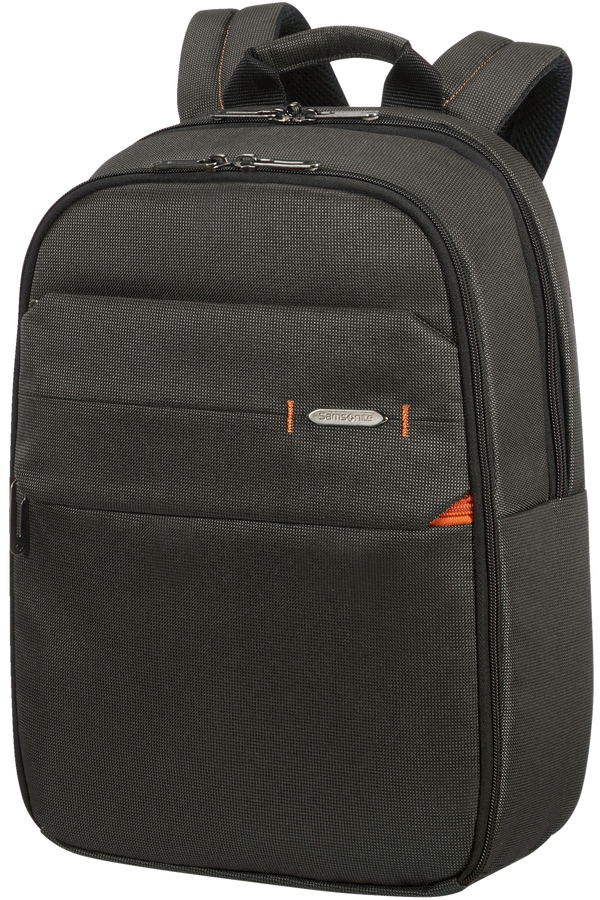 Samsonite Network 3 Sac à Dos Ordinateur  35.8cm/14.1inch Charcoal Black