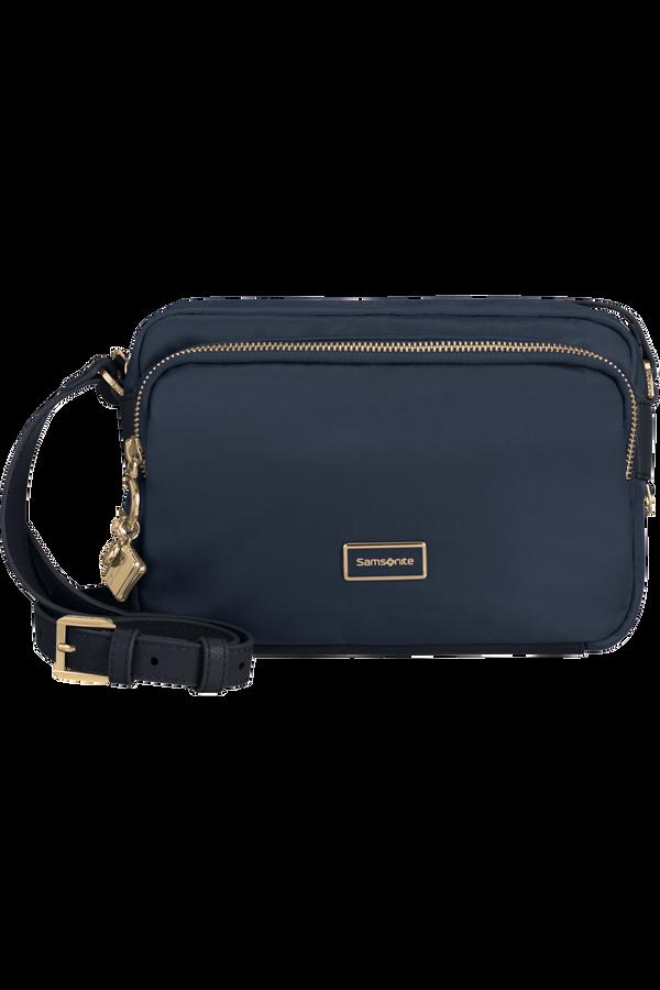 Samsonite Karissa 2.0 Pouch + Shoulder Bag M  Bleu nuit