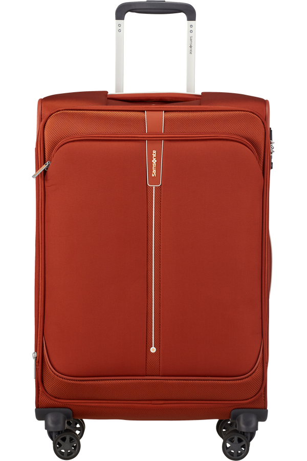 Samsonite Popsoda Spinner Expandable 66cm  Barn Red