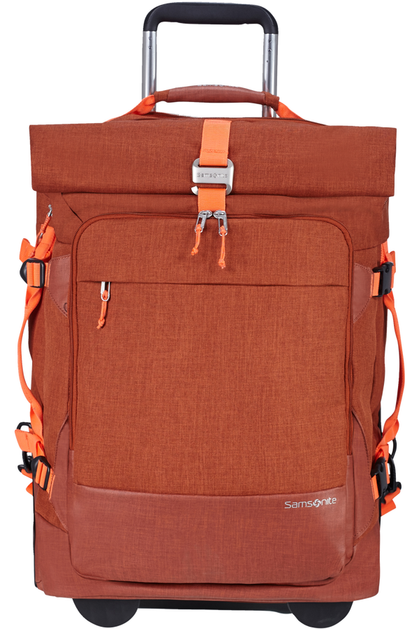 Samsonite Ziproll Duffle/Wh 55/20 Backpack  Orange