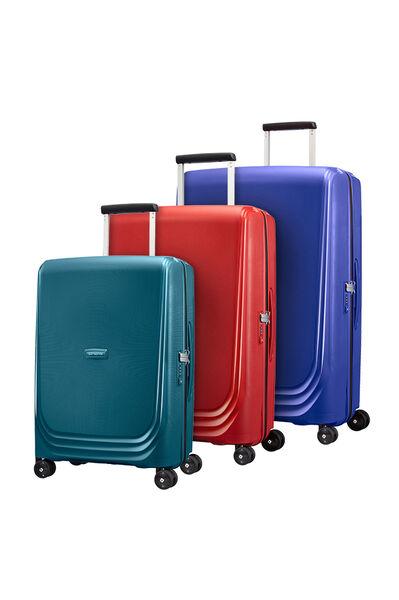 Optic Luggage Set 1