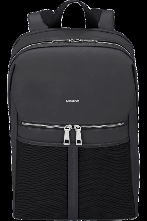 Samsonite Activ-Eight Zippered Backpack 15.6'  Noir