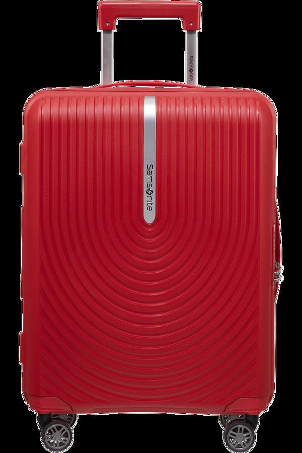 Samsonite Hi-Fi Spinner Expandable 55cm  Rouge