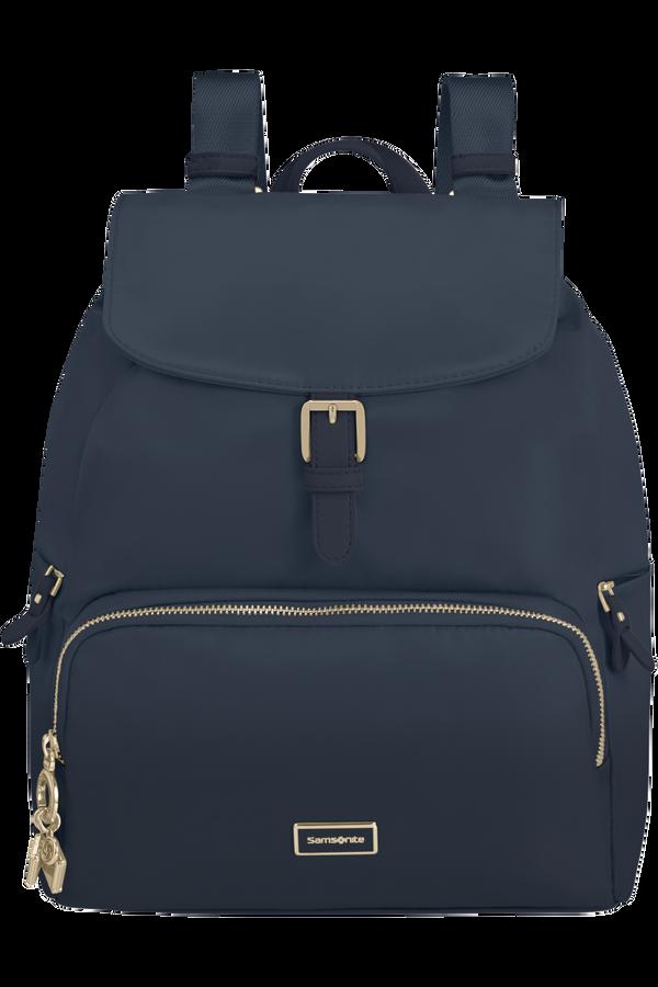 Samsonite Karissa 2.0 Backpack 3 Pockets 1 Buckle  Bleu nuit