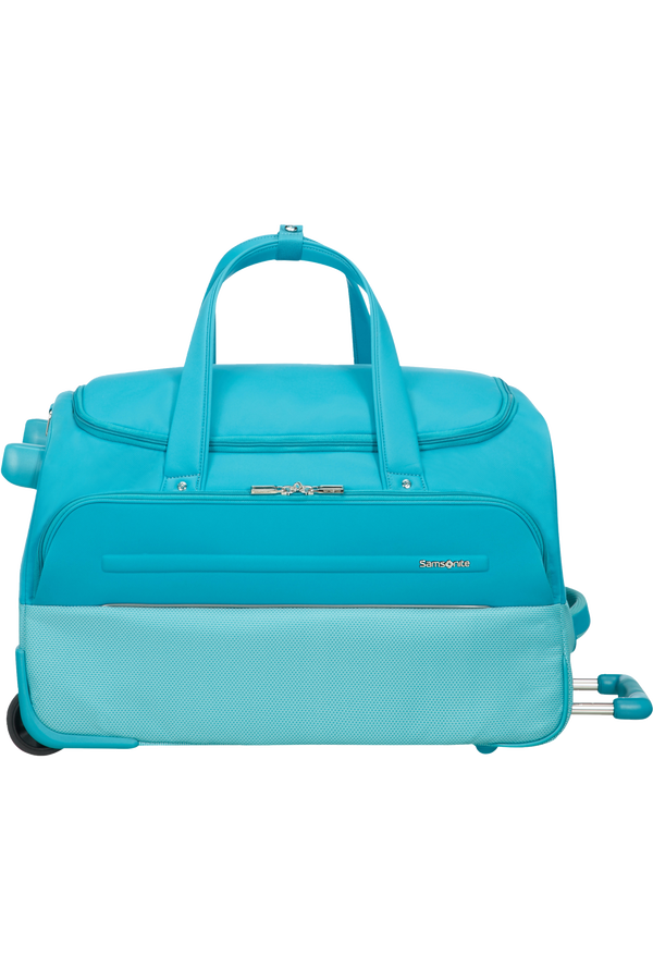 Samsonite B-Lite Icon Duffle with wheels 55cm  Capri Blue