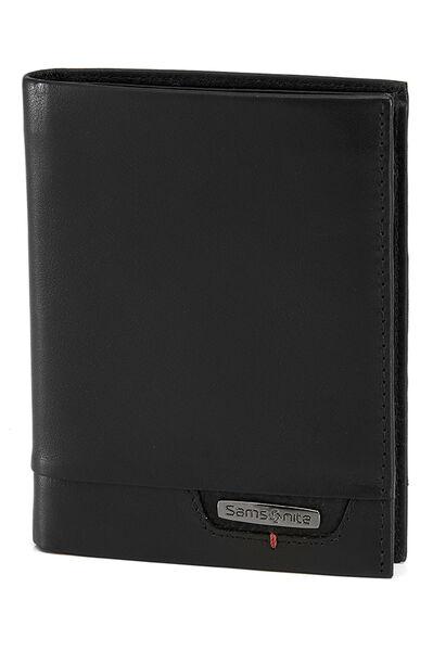Pro-DLX 4S SLG Portefeuille Noir