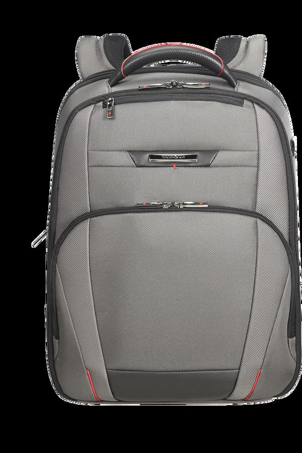 Samsonite Pro-Dlx 5 Laptop Backpack Expandable  39.6cm/15.6inch Gris magnétique
