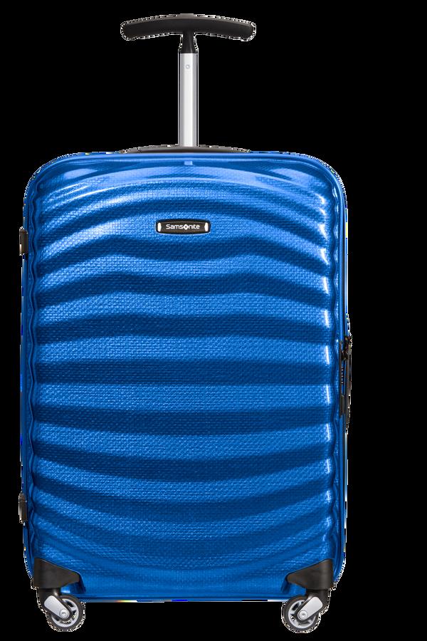 Samsonite Lite-Shock Spinner 55cm  Bleu pacifique