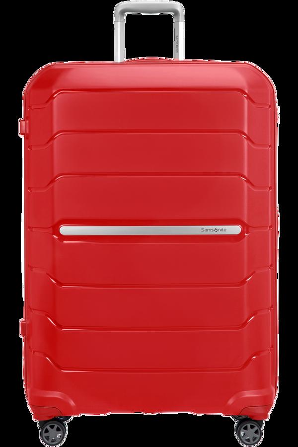 Samsonite Flux Spinner Expandable 81cm  Rouge