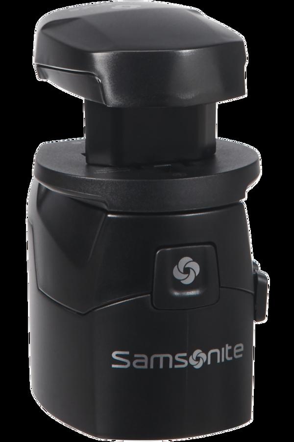 Samsonite Global Ta Worldwide Adapter + USB Noir