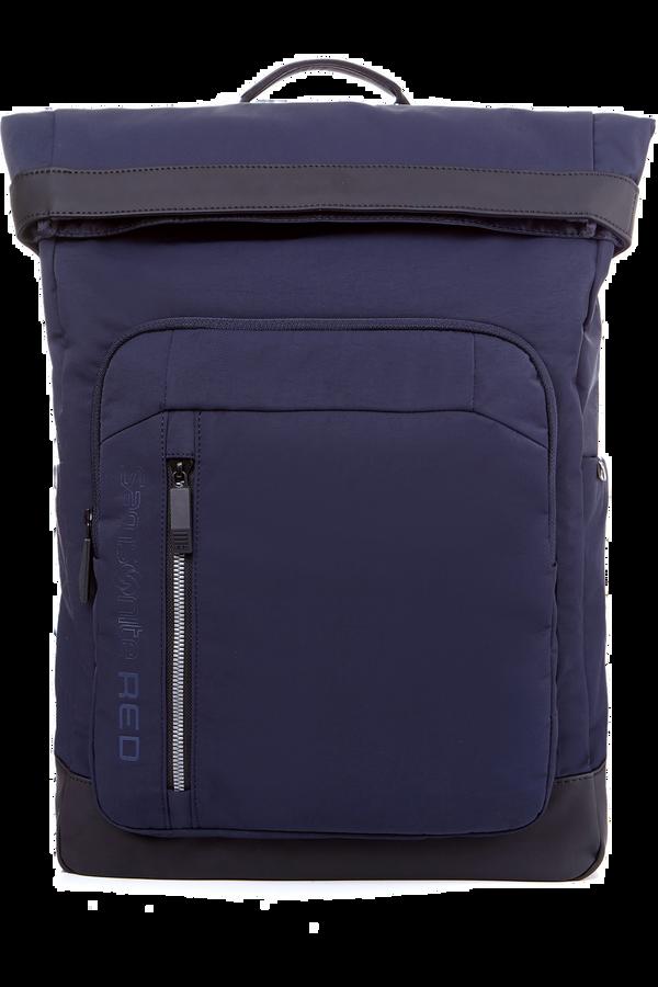 Samsonite Ruon Flap Backpack  Bleu Marine