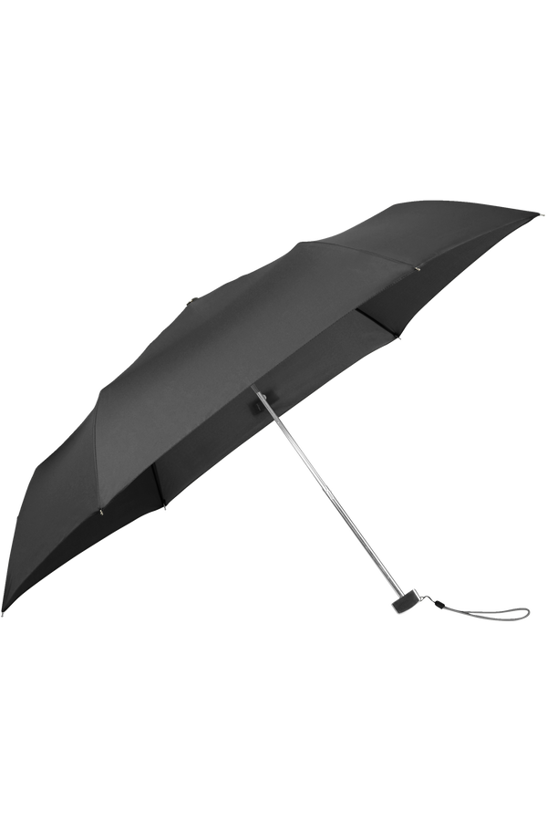 Samsonite Rain Pro 3 Sect. Ultra Mini Flat Noir