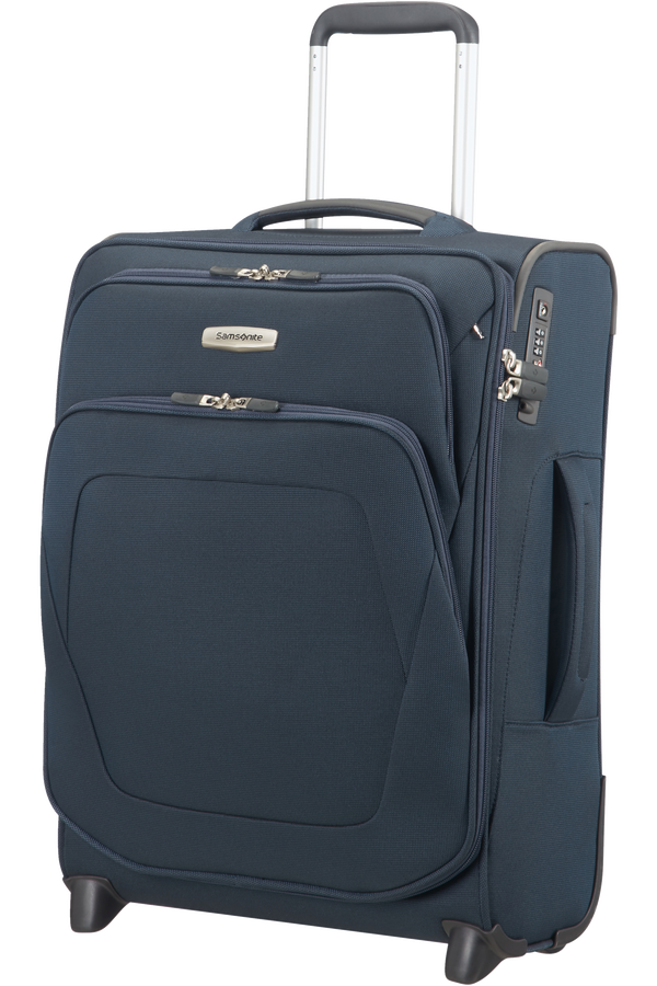 Samsonite Spark SNG Upright extensible 55cm  Bleu