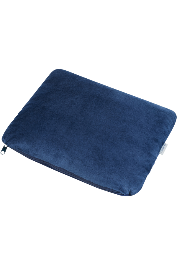 Samsonite Global Ta Reversible Pillow Bleu nuit