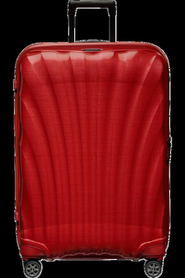 Samsonite C-Lite Spinner 75cm  Rouge piment