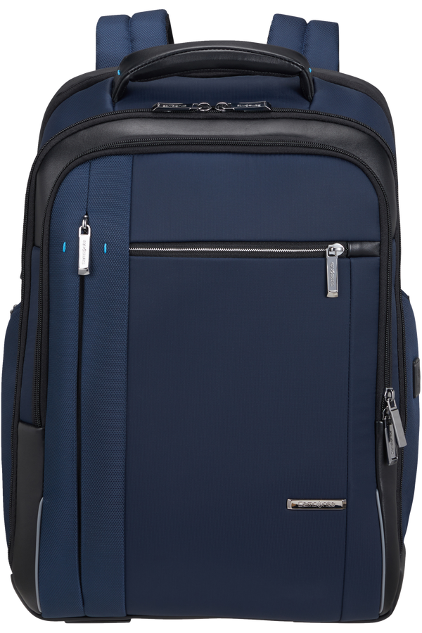 Samsonite Spectrolite 3.0 Laptop Backpack Expandable 17.3'  Bleu profond