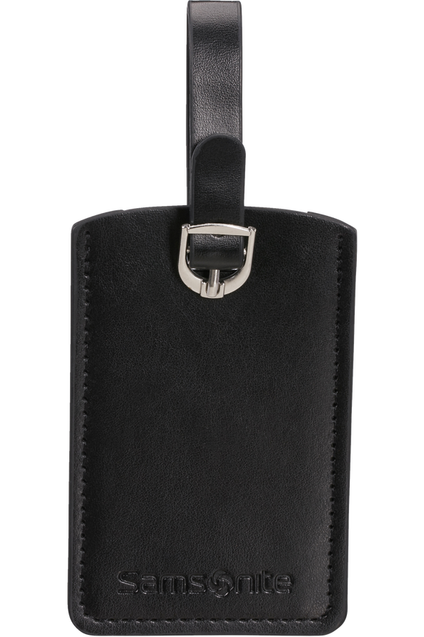 Samsonite Global Ta Rectangle Luggage Tag x2 Noir