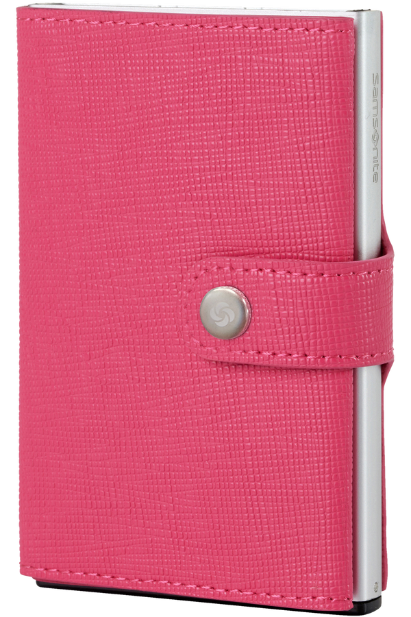Samsonite Alu Fit 202 - Slide-up Wallet  Fuchsia