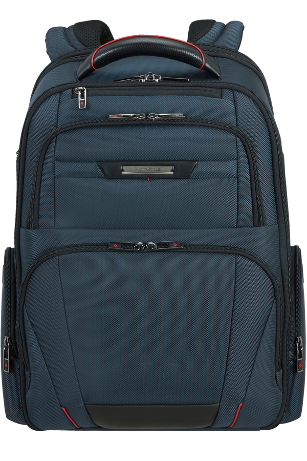Samsonite Pro-Dlx 5 Laptop Backpack 3V Expandable 17.3'  Oxford Blue