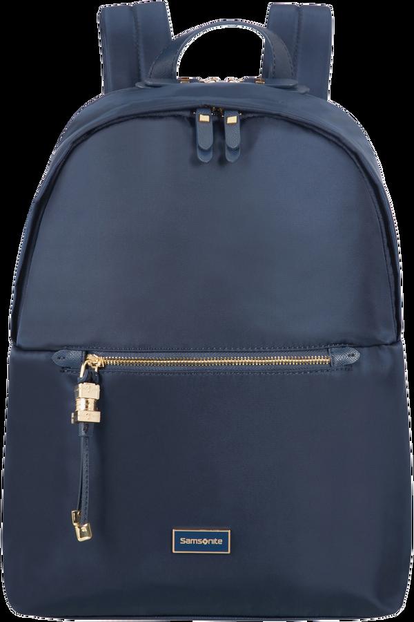 Samsonite Karissa Biz Round Backpack  35.8cm/14.1inch Bleu foncé