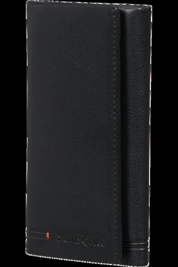 Samsonite Simpla Slg 507 - Key Hanger 8 Hooks Long  Noir
