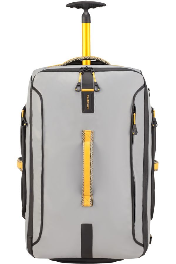 Samsonite Paradiver Light Duffle with wheels 67cm  Grey/Yellow