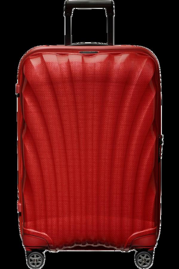 Samsonite C-Lite Spinner 69cm  Rouge piment