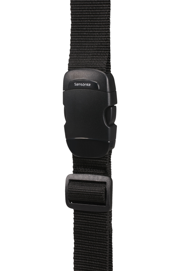 Samsonite Global Ta Luggage Strap 38mm Noir
