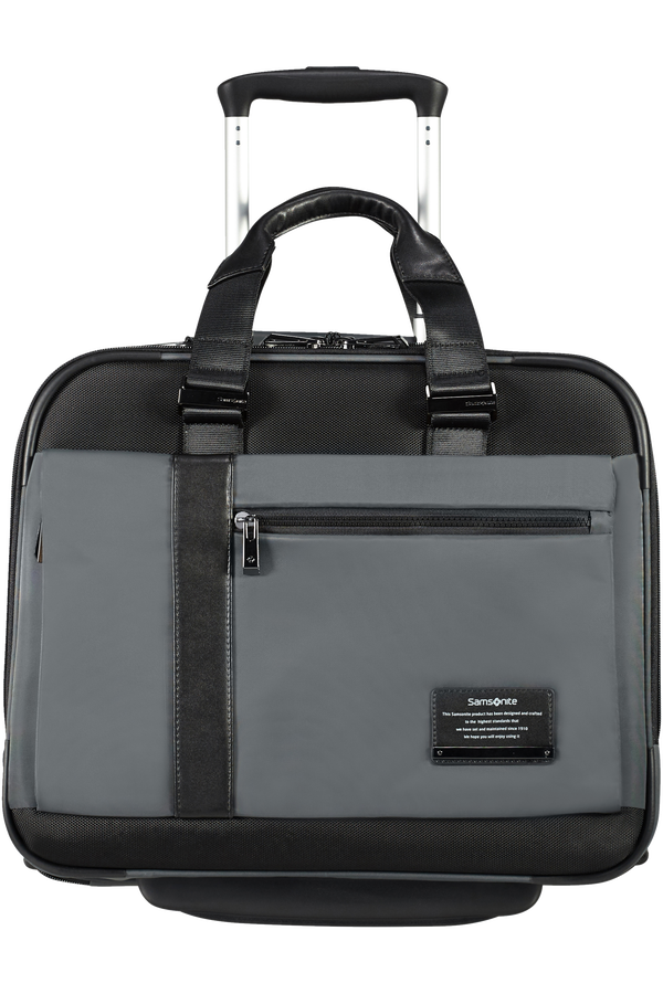Samsonite Openroad Rolling Tote  16.4inch Gris eclipse