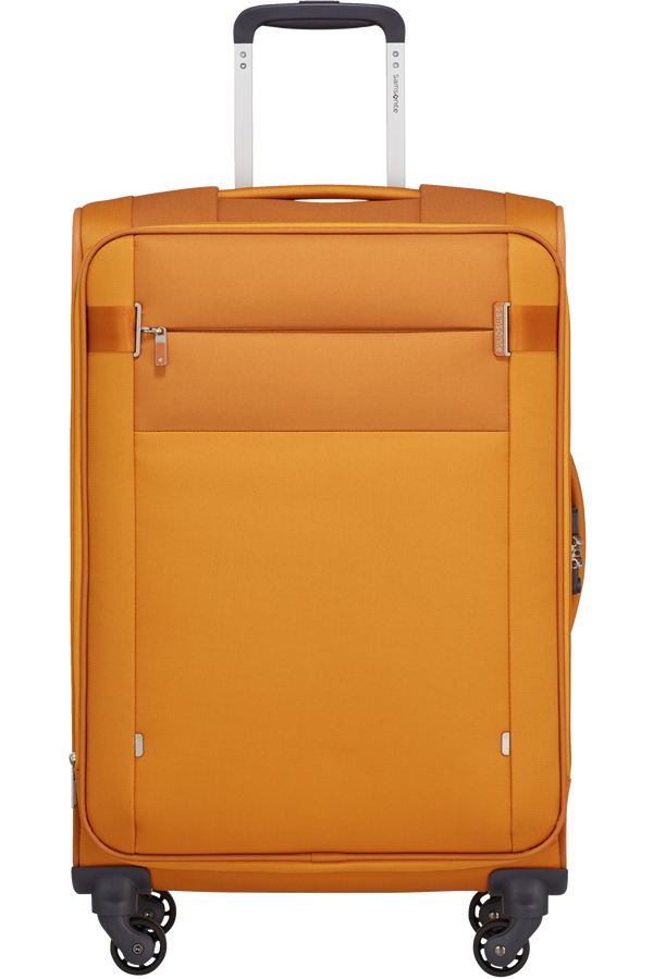 Samsonite Citybeat Spinner Expandable 66cm  Apricot