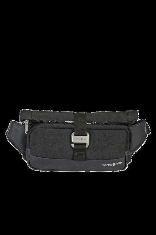 Samsonite Ziproll Belt Bag  Noir