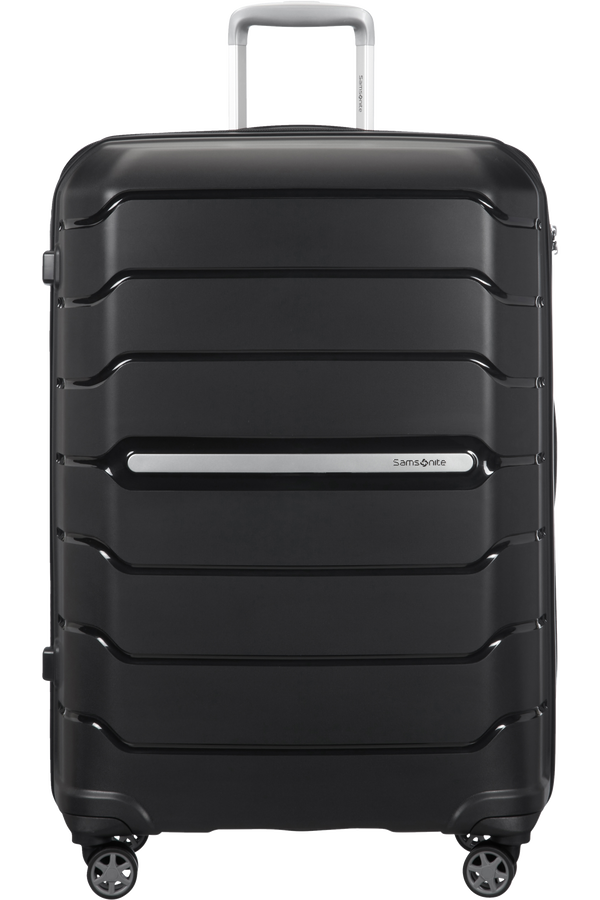 Samsonite Flux Spinner Extensible 68cm Noir