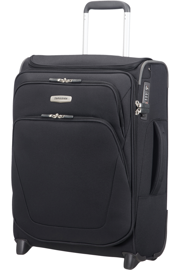 Samsonite Spark SNG Upright Toppocket extensible 55cm  Noir