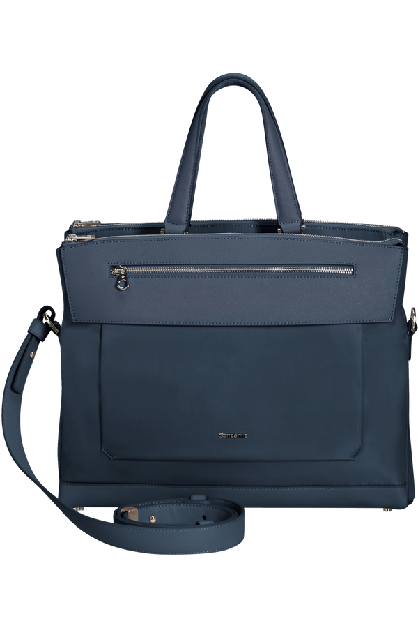 Samsonite Zalia 2.0 Bailhandle 3 Compartments 14.1'  Bleu nuit
