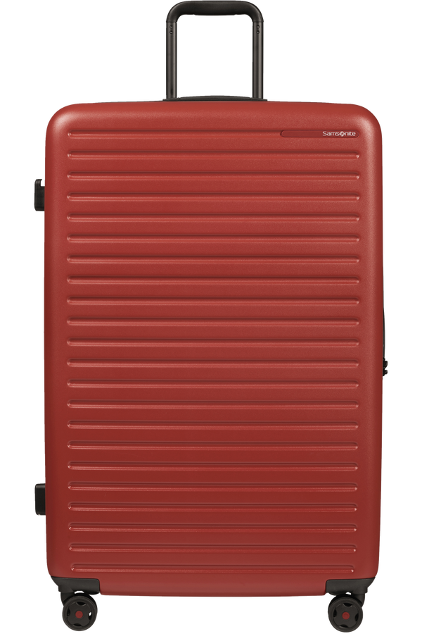 Samsonite Stackd Spinner 81cm  Rouge