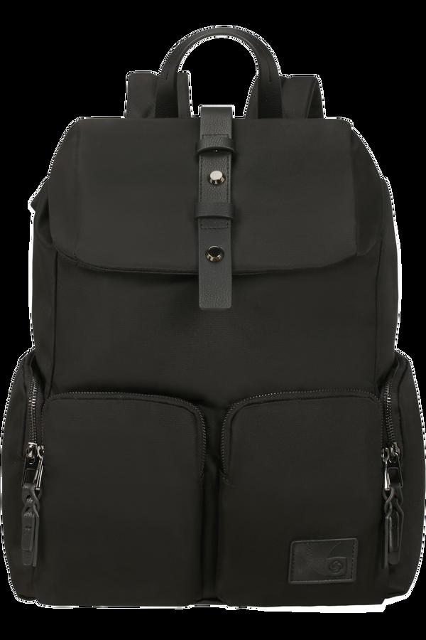 Samsonite Yourban Laptop Backpack + Flap  14.1inch Noir