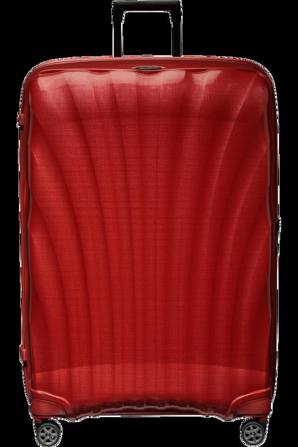Samsonite C-Lite Spinner 86cm  Rouge piment
