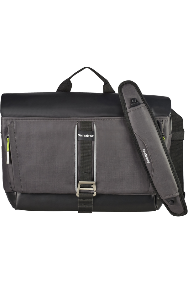 Samsonite 2WM Messenger M 15.6inch Noir