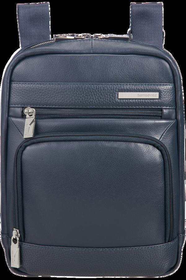 Samsonite Hip-Sunstone Crossover Bag L 10.5inch Bleu